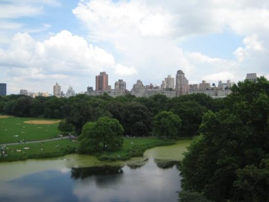 เซ็นทรัลปาร์ค: NYC - Central Park