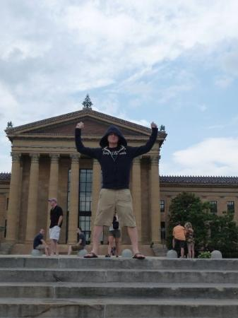 Philadelphia Museum of Art: Philadelphia - Pflichtfoto