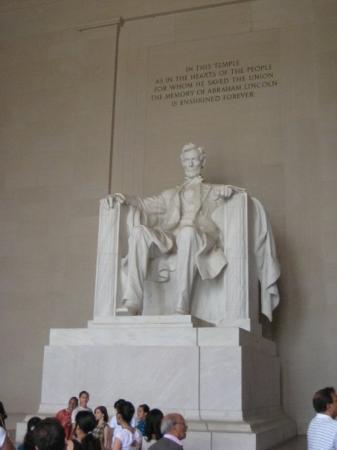 Lincoln Memorial: Washington DC