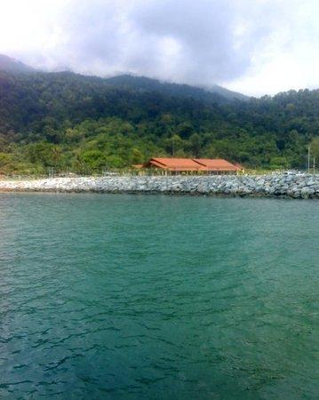 Pulau Tioman, Malaisie : Scenic View