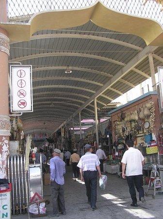 喀什葛尔集市