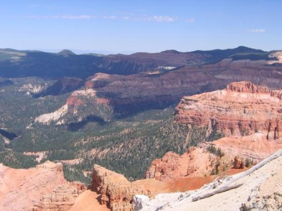 ไบรซ์แคนยอน, ยูทาห์: Point Supreme Bryce Canyon