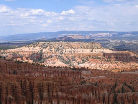 ไบรซ์แคนยอน, ยูทาห์: Inspiration Point Bryce Canyon