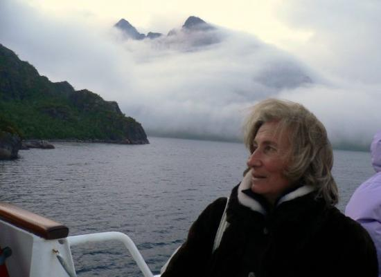อัลตา, นอร์เวย์: la nebbia