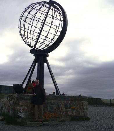 อัลตา, นอร์เวย์: il globo