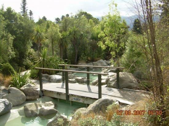 Hanmer Springs Thermal Pools & Spa ภาพถ่าย