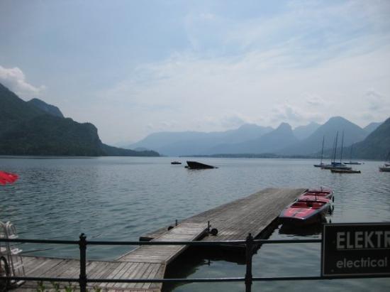 ซาลซ์บูร์ก, ออสเตรีย: Lake Wolfgangsee