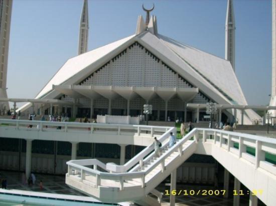 Faisal Mosque ภาพถ่าย