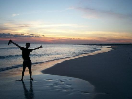 Arraial do Cabo - Etat de Rio de Janeiro. J'y étais !!! J'y étais !!! C'est moi qui ai éteint d'