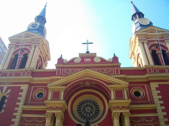 ซันเตียโก, ชิลี: Santiago de Chile - La Merced