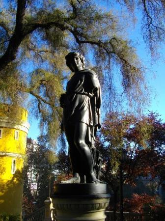 ซันเตียโก, ชิลี: Santiago de Chile -Santa Lucia