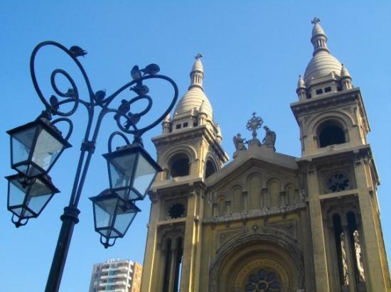 ซันเตียโก, ชิลี: Santiago de Chile -