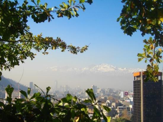 ซันเตียโก, ชิลี: Santiago de Chile - Santa Lucia