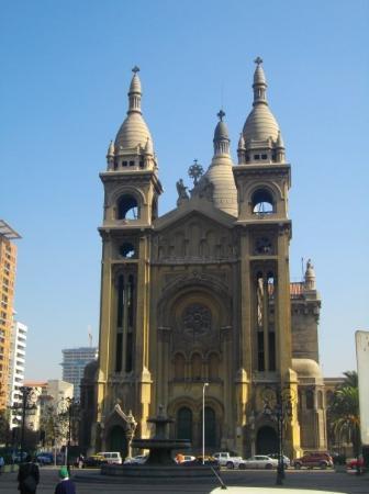 ซันเตียโก, ชิลี: Santiago de Chile - Ca ca calme !