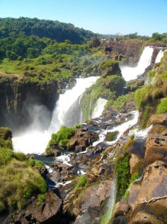 ฟอสโดอีกวาซู: Chutes d'Iguaçu- côté argentin