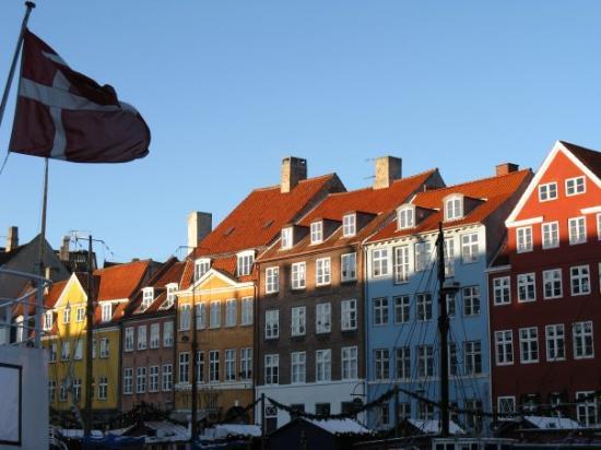 โคเปนเฮเกน, เดนมาร์ก: Nyhavn
