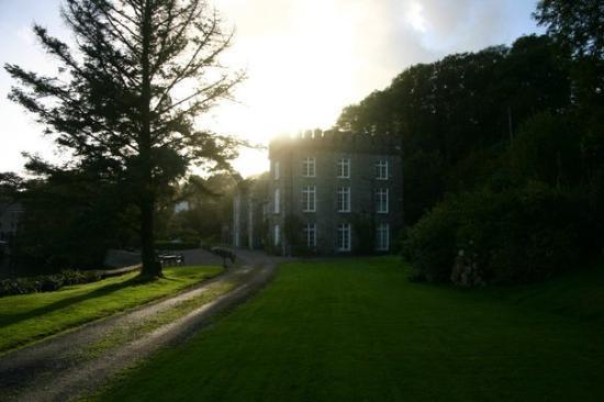 คอร์ก, ไอร์แลนด์: Castletownsend, Southwest corner of Ireland.