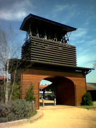 Taize, ฝรั่งเศส: The bell's tower