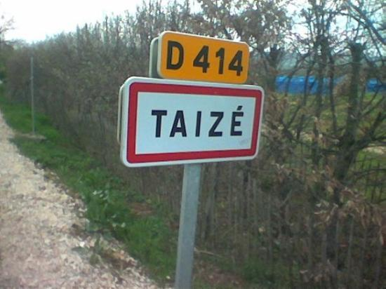Taize, ฝรั่งเศส: A place where you can find some rest...