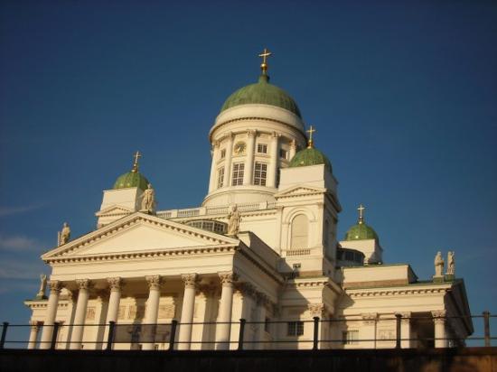 เฮลซิงกิ, ฟินแลนด์: Helsinki Cathedral