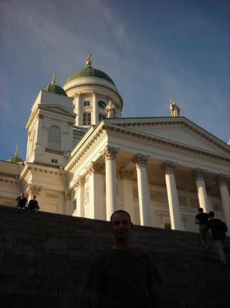 เฮลซิงกิ, ฟินแลนด์: Cathedral's detail