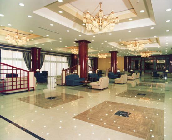 Kipriotis Panorama Hotel & Suites: lobby