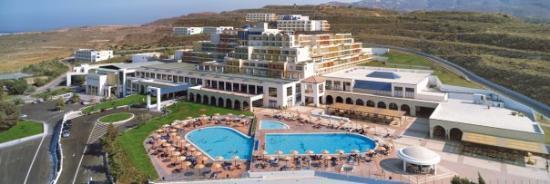 Psalidi, กรีซ: KIPRIOTIS PANORAMA HOTEL