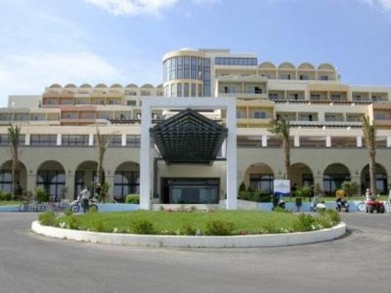 Psalidi, กรีซ: entrance