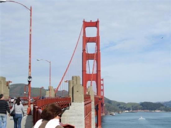 สะพานโกลเดนเกท ภาพถ่าย
