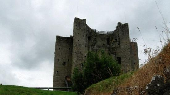 This is the Keep inside Trim Castle