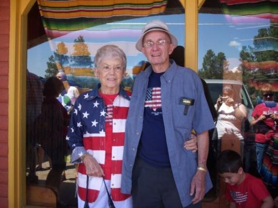 Forest Lakes, อาริโซน่า: Gramps & Grani