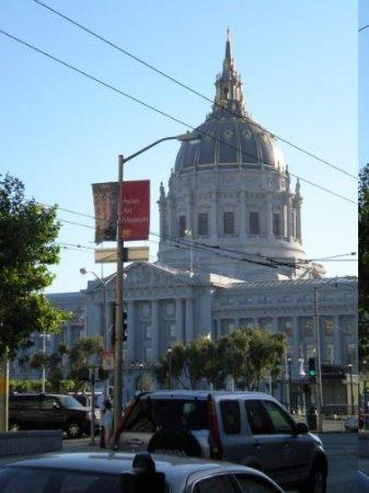 San Francisco City Hall ภาพถ่าย