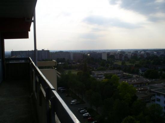 Ede, เนเธอร์แลนด์: view to the west