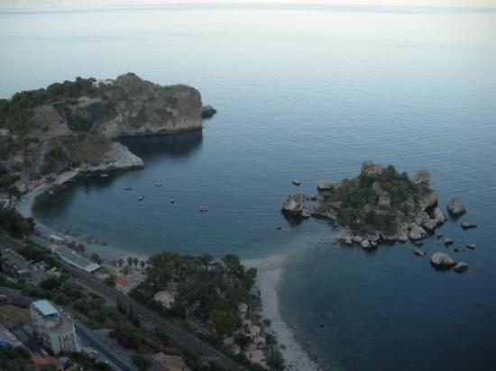 ทาโอร์มินา, อิตาลี: Isola bella