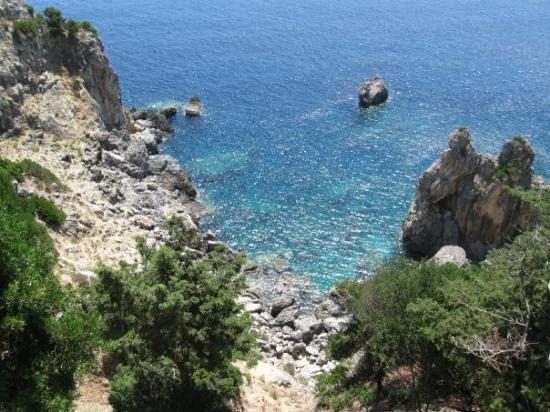 Corfu ภาพถ่าย