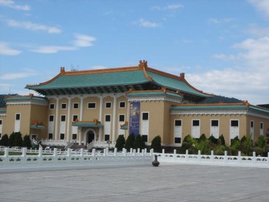 พิพิธภัณฑ์พระราชวังแห่งชาติ: Palace Museum (spent 3 hours here)