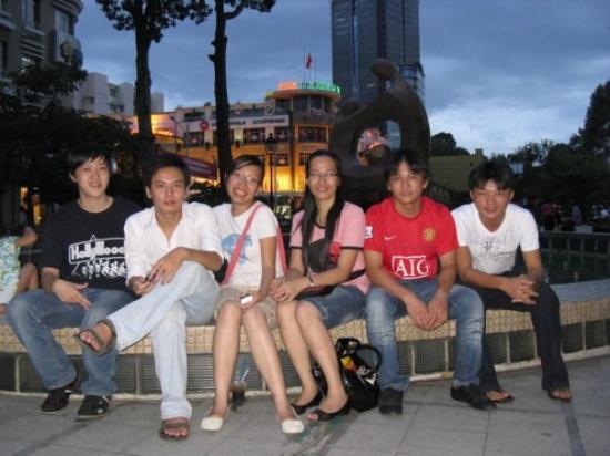 Thuong Xa Tax (Saigon Tax Trade Center) ภาพถ่าย