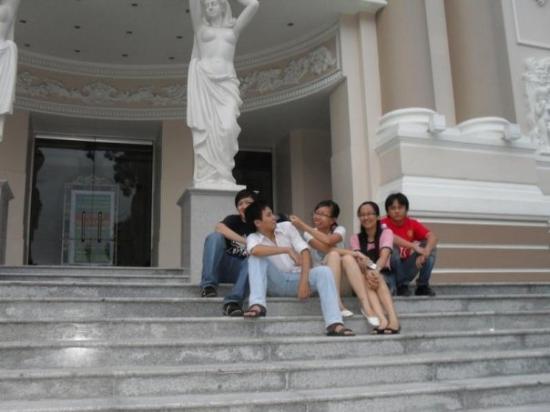 Saigon Opera House (Ho Chi Minh Municipal Theater) ภาพถ่าย