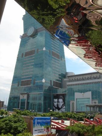 ตึกไทเป 101: Corner of Taipei 101