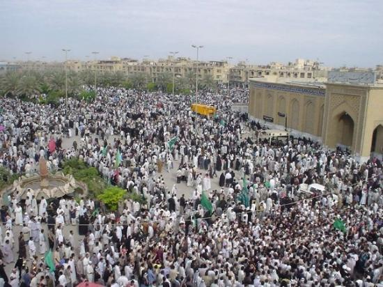 Baghdad, อิรัก: Kerbala - Iraq #3