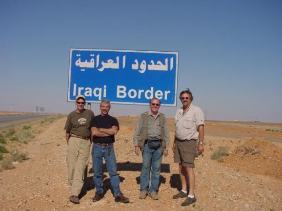 Me and the Boyz! Baghdad or Bust!