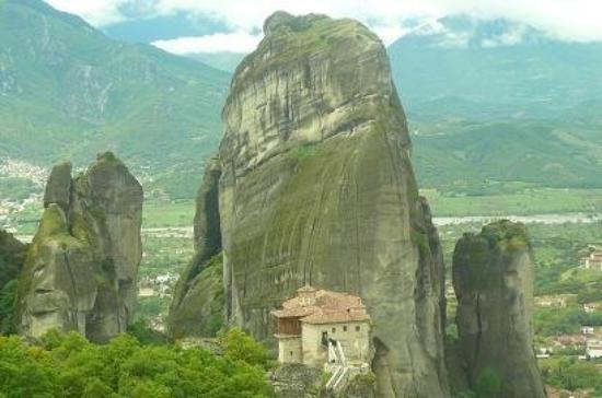 Kalambaka, กรีซ: Meteora
