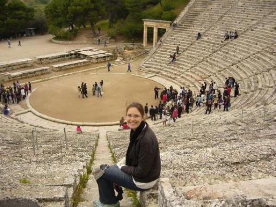 Epidavros, กรีซ: Epidaurus