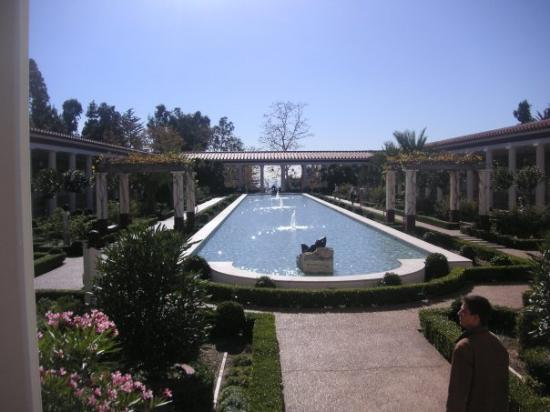 มาลิบู, แคลิฟอร์เนีย: Getty Villa Museum in Malibu, CA, United States