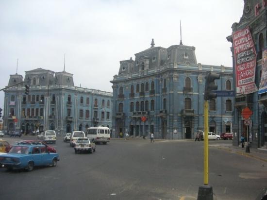 ลิมา, เปรู: city