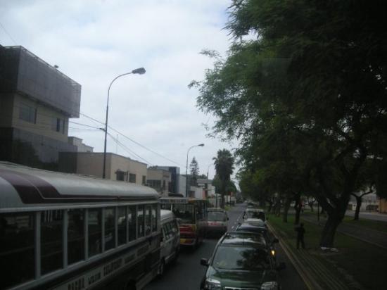 ลิมา, เปรู: traffic