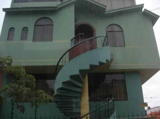 ลิมา, เปรู: a house