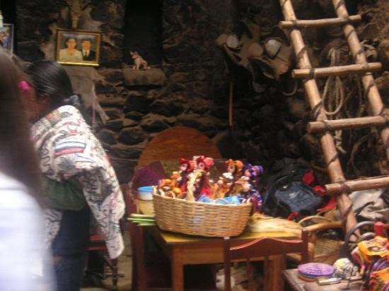 อูรูบัมบา, เปรู: where they sleep