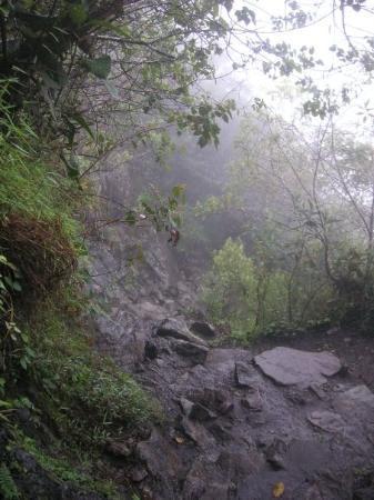 มาชูปิกชู, เปรู: our hike to the top of the mountain