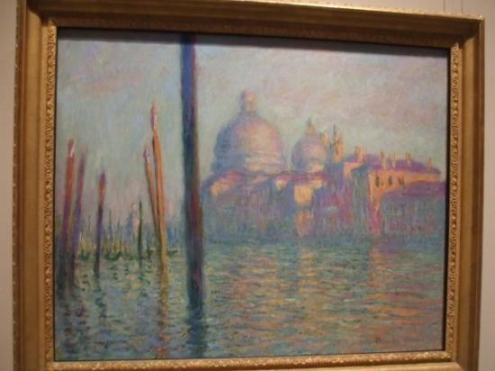 บอสตัน, แมสซาชูเซตส์: Monet. I really like this one...i think it is Venice